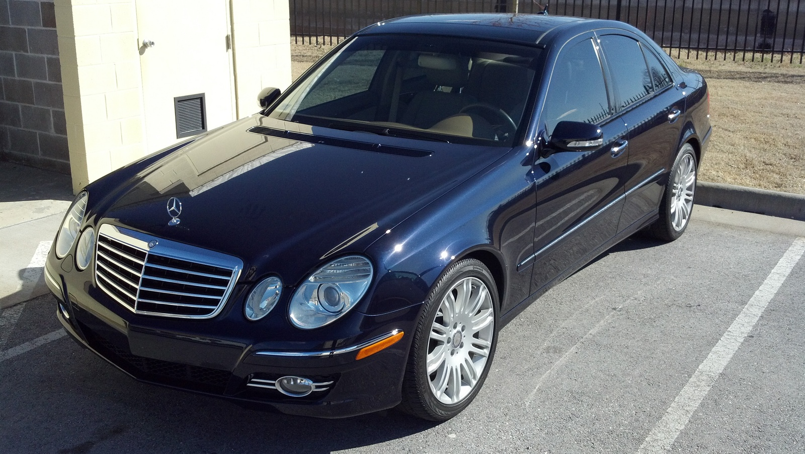2008 mercedes benz e class exterior pictures cargurus. Black Bedroom Furniture Sets. Home Design Ideas