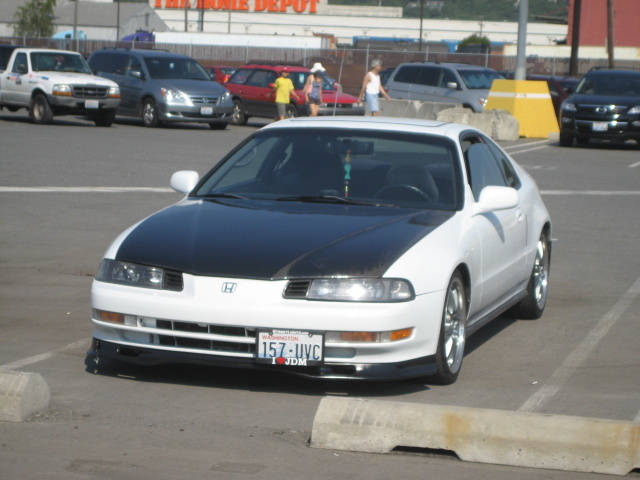 Picture of 1995 Honda Prelude 2 Dr Si Coupe, exterior, gallery_worthy