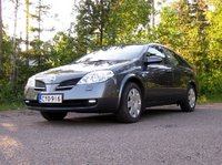 2006 Nissan Primera Overview