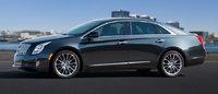 2013 Cadillac XTS, exterior left side view, exterior, manufacturer