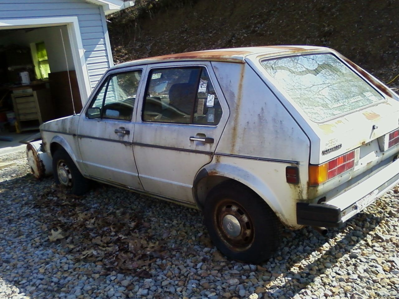 Picture of 1981 Volkswagen Rabbit