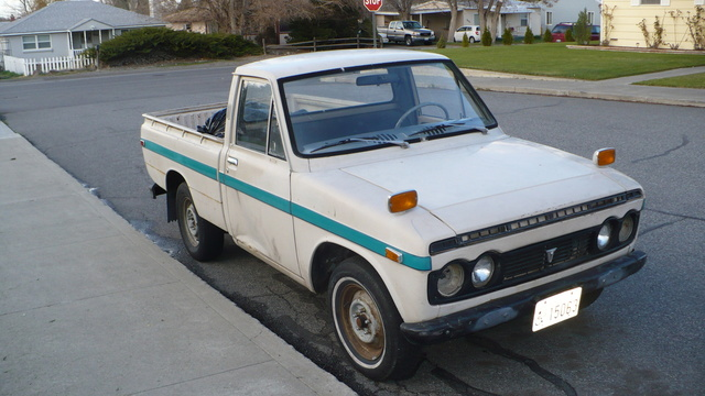 Picture of 1971 Toyota Hilux, exterior, gallery_worthy