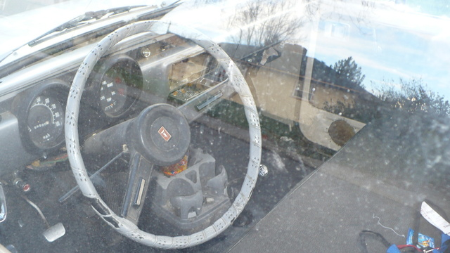 Picture of 1971 Toyota Hilux, interior, gallery_worthy