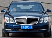 2012 Maybach 62 Base, Exterior Full Front View copyright AOL Autos., exterior