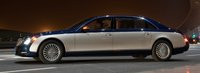 2012 Maybach 62 Base, Exterior Full Left Side View, exterior