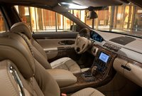 2012 Maybach 62 Base, Interior Front Drivers View, interior