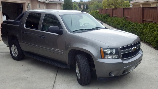Picture of 2009 Chevrolet Avalanche LS 4WD, exterior, gallery_worthy