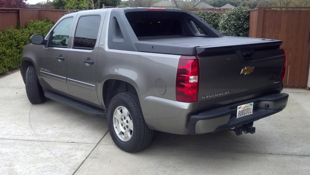Picture of 2009 Chevrolet Avalanche LS 4WD, exterior