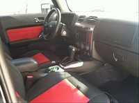 2007 Hummer H3 4 Dr Base picture, interior
