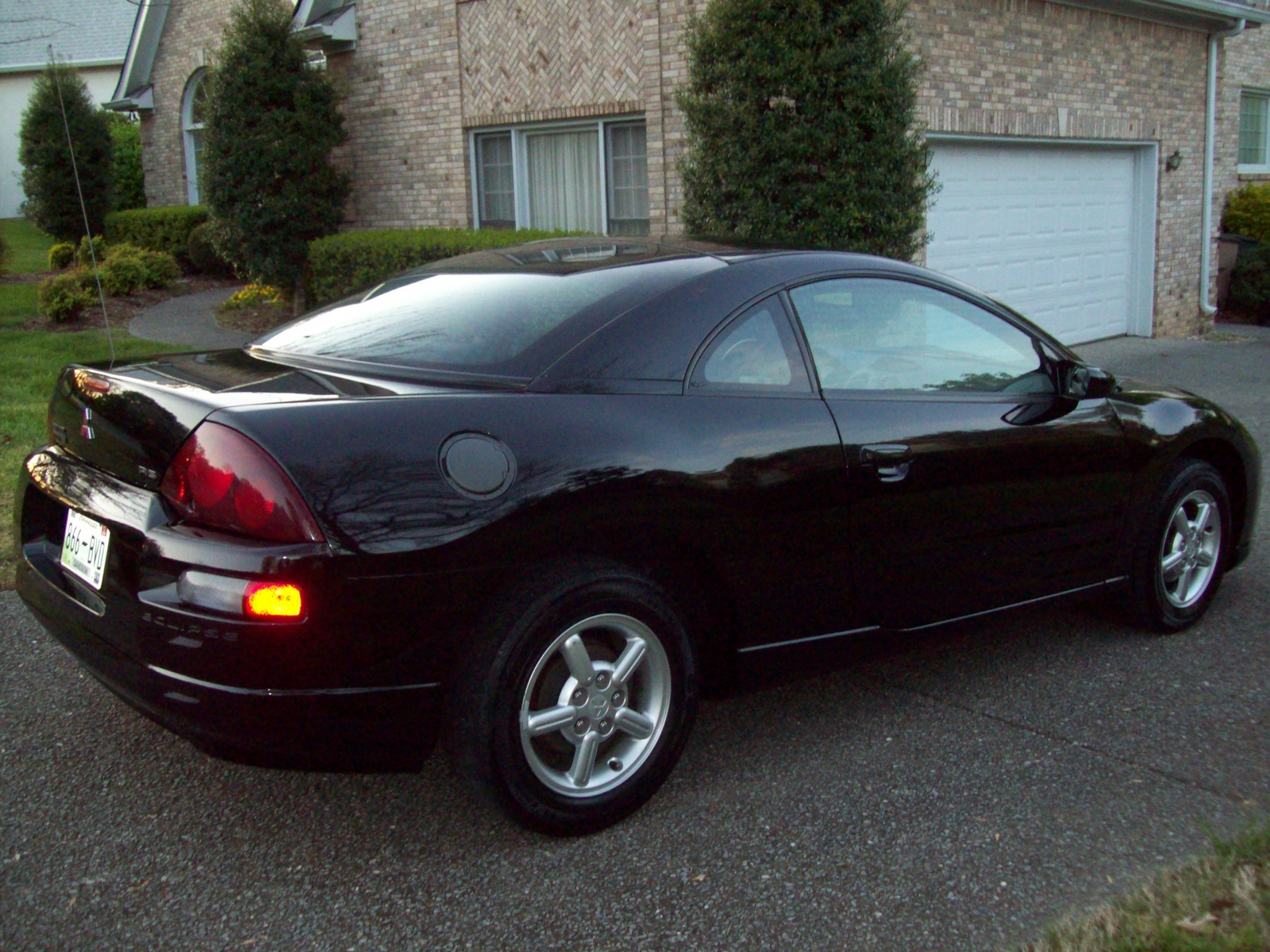 2000 Mitsubishi Eclipse RS - Pictures - Picture of 2000 Mitsubishi Ecl ...