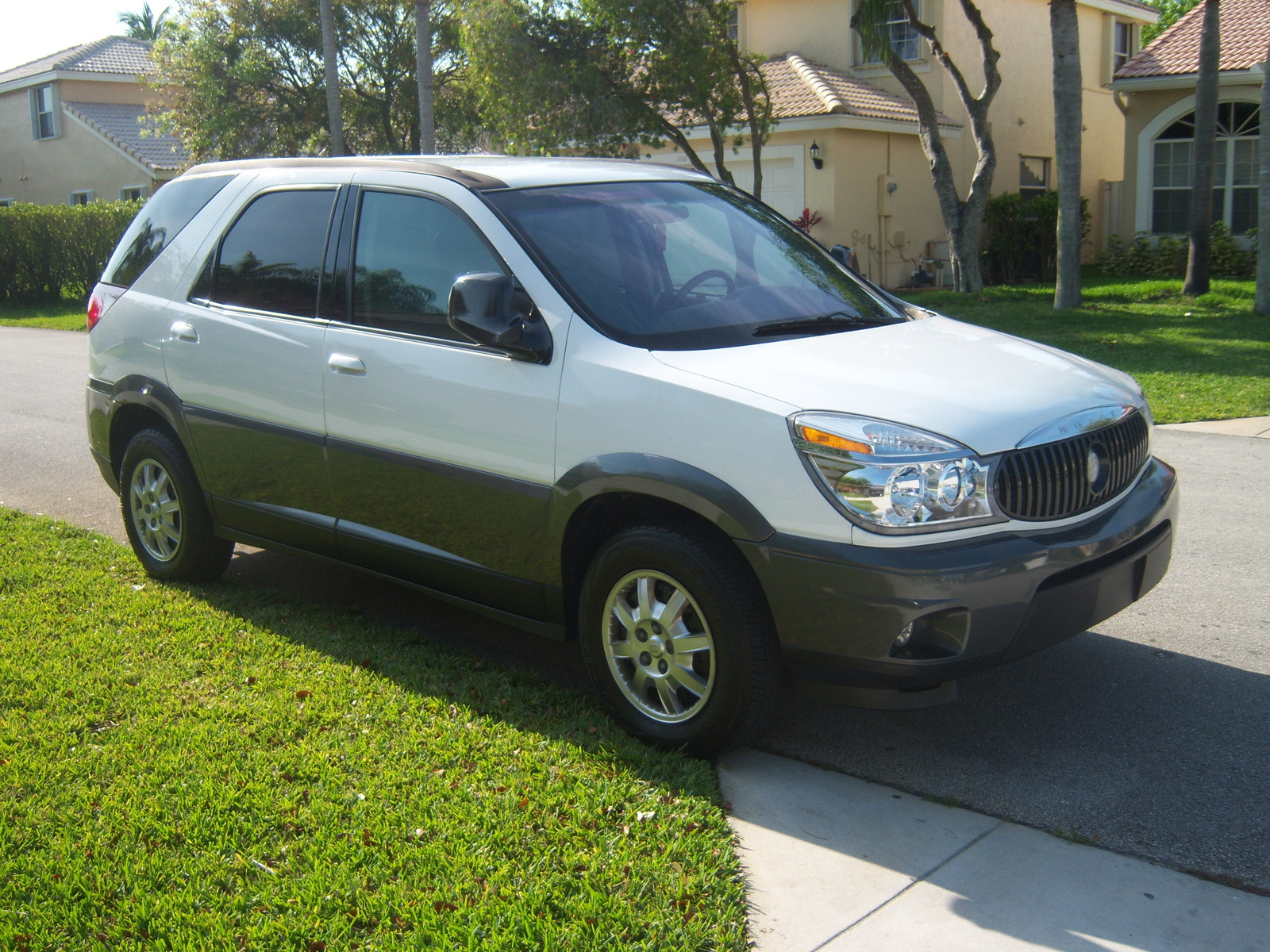 2004 buick rendezvous exterior pictures cargurus. Cars Review. Best American Auto & Cars Review