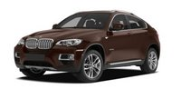 2013 BMW X6, Exterior Front Left Quarter View, exterior