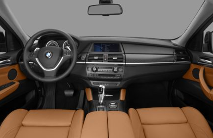 2013 BMW X6, Interior Front , interior