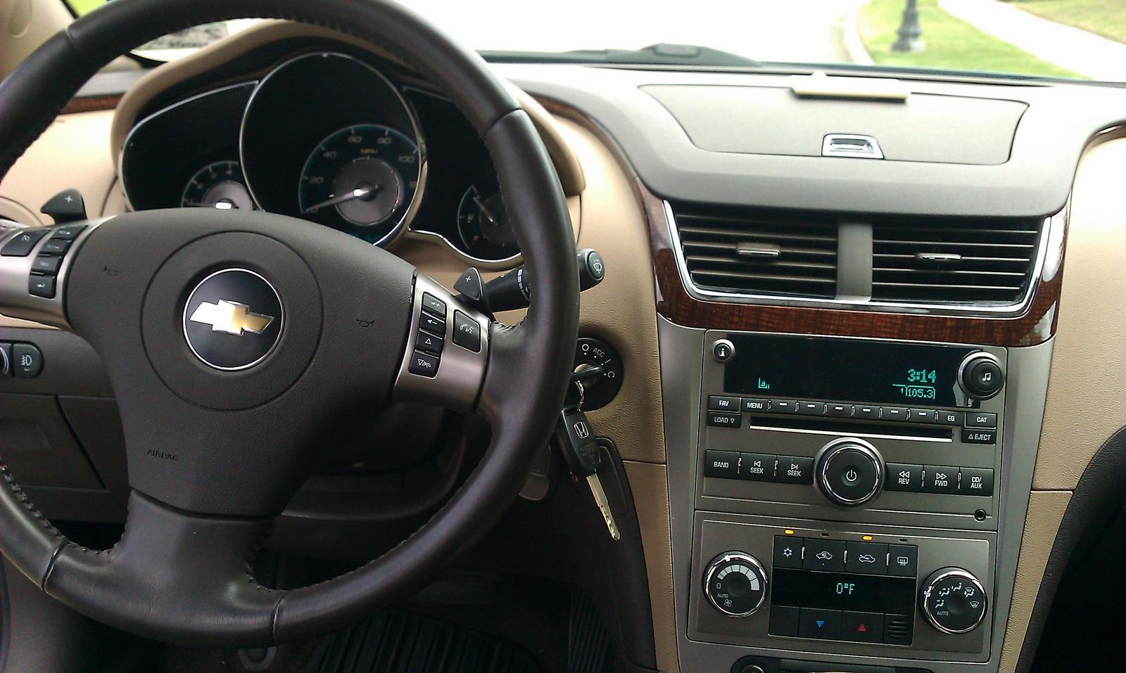 2009 Chevrolet Malibu Interior 2009 Chevrolet Malibu Ltz