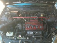 1996 Honda Civic DX, D15B Vtec engine... , engine, gallery_worthy