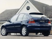 1999 Rover 200 Picture Gallery