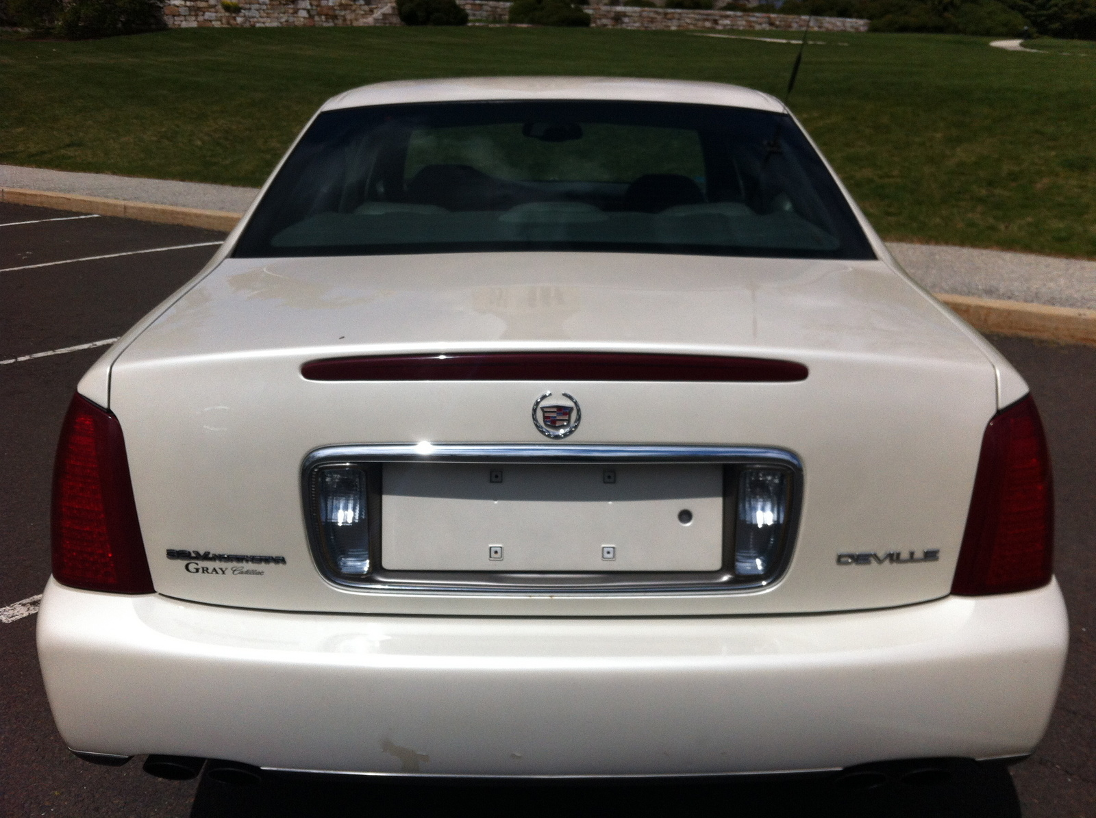 Cadillac Deville Dts Pic