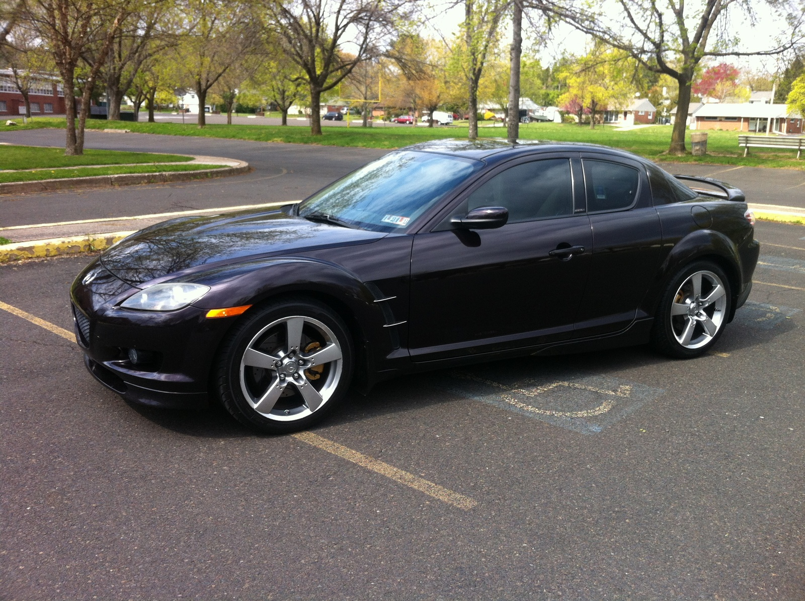 2005 mazda rx 8 exterior pictures cargurus. Black Bedroom Furniture Sets. Home Design Ideas