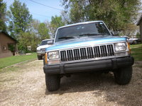 Picture of 1992 Jeep Cherokee 4 Dr STD, exterior