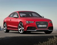 2013 Audi RS 5 Coupe, Exterior Right Front Quarter View - Copyright Audi AG, exterior