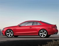 2013 Audi RS 5 Coupe, Exterior Left Side Full View - Copyright Audi AG, exterior