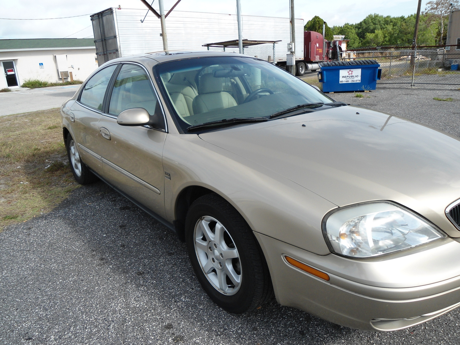 2001 Mercury Sable Pictures Cargurus