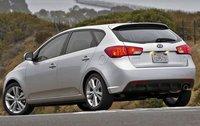 2012 Kia Forte5, Exterior Left Rear Quarter View © Kia Motors America, Inc., exterior