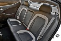2012 Kia Optima Hybrid LX, Interior Rear Side View © Hyundai Motor Company, interior