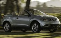 2012 Nissan Murano CrossCabriolet Base, Exterior Right Front Quarter View © Nissan Motors Corporation, USA, exterior