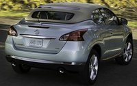 2012 Nissan Murano CrossCabriolet Base, Exterior Right Rear Quarter View © Nissan Motors Corporation, USA, exterior