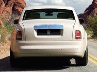 2012 Rolls-Royce Phantom Base, Exterior Rear Full View © AOL Auto, exterior