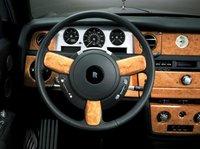 2012 Rolls-Royce Phantom Base, Interior Driver Side Detail © AOL Auto, interior
