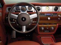 2012 Rolls-Royce Phantom Coupe Base, Interior Driver Detail © AOL Auto, interior