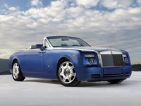 2012 Rolls-Royce Phantom Drophead Coupe Convertible, Exterior Right Front Quarter View copyright AOL Auto, exterior