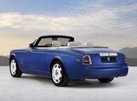 2012 Rolls-Royce Phantom Drophead Coupe Convertible, Exterior Left Rear Quarter View copyright AOL Auto, exterior