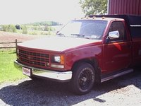 1991 Chevrolet C/K 1500 Reg. Cab W/T 8-ft. Bed 2WD picture, exterior