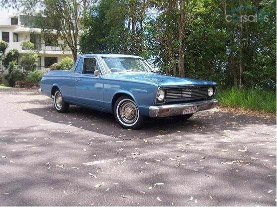 Picture of 1964 Valiant AP5