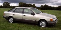 1991 Ford Granada Overview