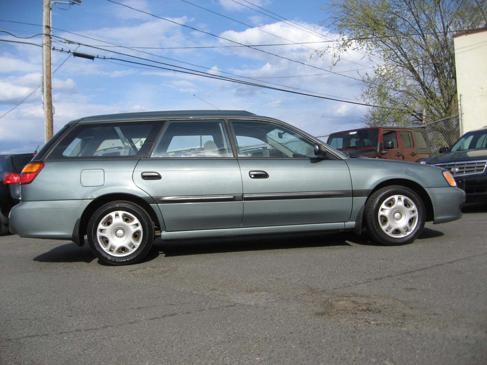 1994 Subaru Legacy L Wagon Related Infomationspecifications Weili 2000 Impreza 4 Dr Awd Pictures