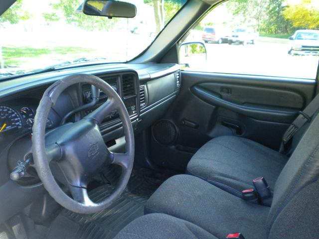 Picture of 2000 chevrolet silverado 1500 reg cab short bed - 2000 chevy silverado 1500 interior ...