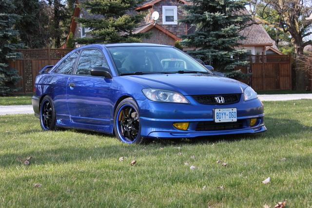 2005 Honda Civic Coupe Pictures Cargurus