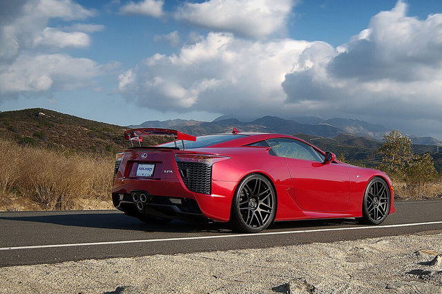 Picture of 2011 Lexus LFA