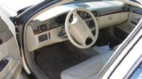1999 Cadillac DeVille Base Sedan, Picture of 1999 Cadillac DeVille 4 Dr STD Sedan, interior