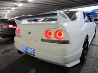 1995 Nissan Skyline Picture Gallery