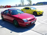 1999 Honda Prelude 2 Dr STD Coupe, ...winning spree..., exterior