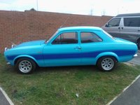 1973 Ford Escort Overview