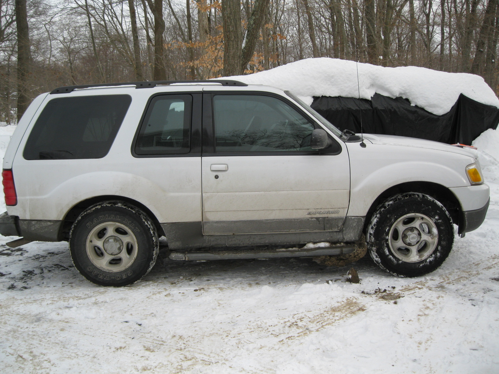 2001 ford explorer sport 2 dr std 4wd suv picture exterior. Cars Review. Best American Auto & Cars Review