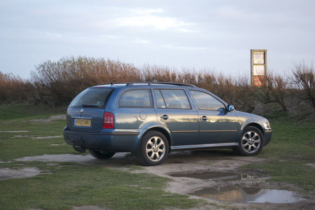 Picture of 2003 Skoda Octavia
