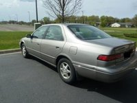 1997 Toyota Camry LE, Picture of 1997 Toyota Camry 4 Dr LE Sedan, exterior