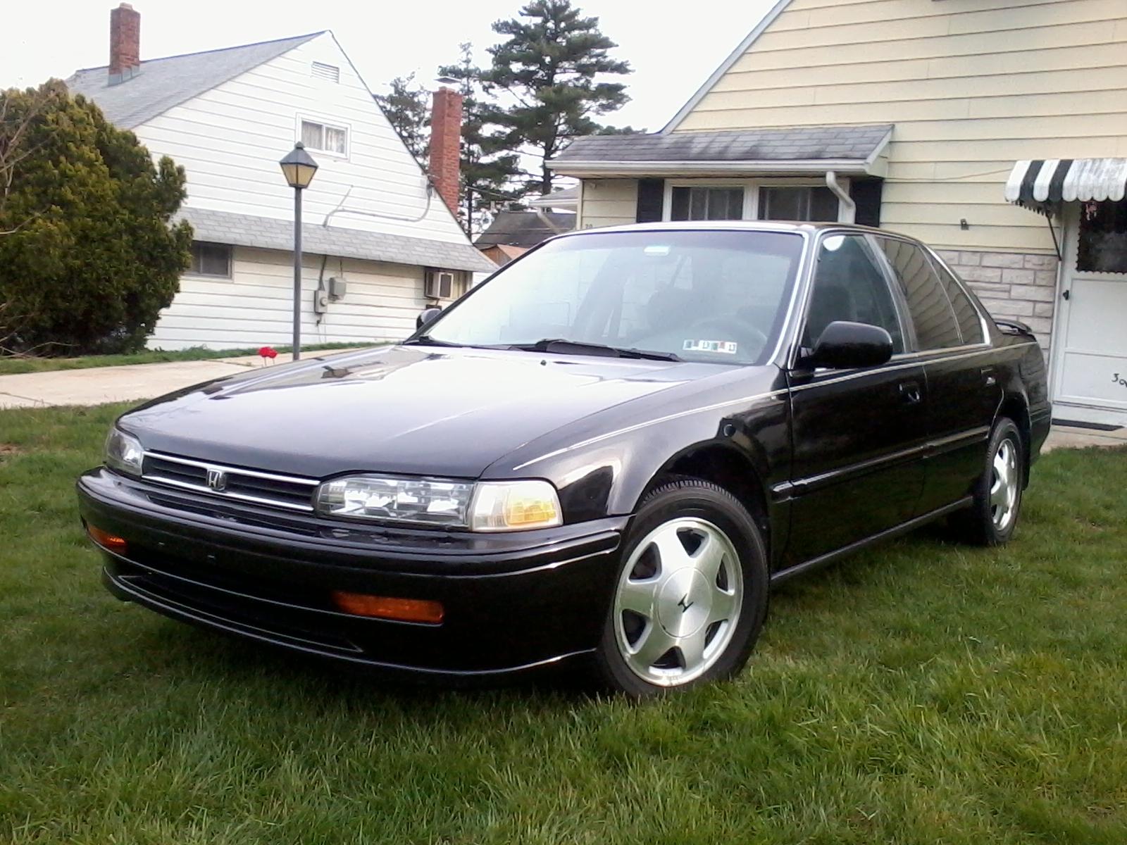 1993 Honda Accord - Pictures